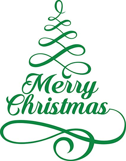Merry Christmas text font graphic - Download Free Vectors ...  Merry Christmas Fractal Art